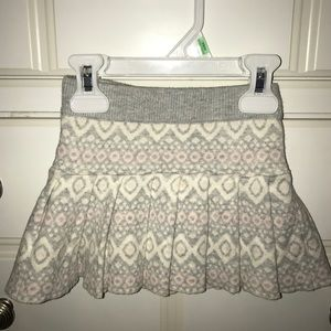 Baby gap pleated skirt